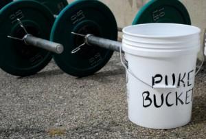 puke-bucket